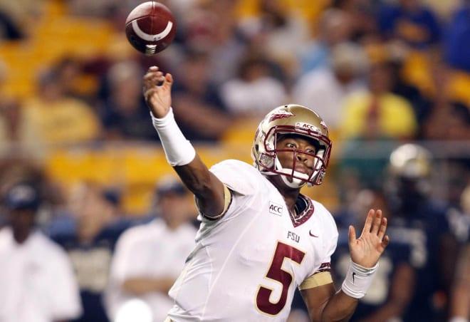 Jameis Winston took part in memorable openers during both his seasons as FSU's starting quarterback.