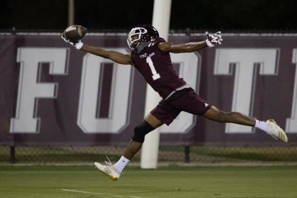 The Aggies really need a big year from Demond Demas.