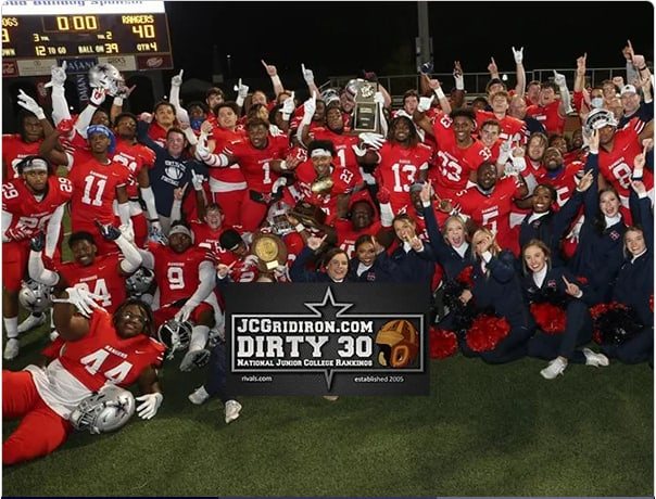 Northwest blasted Gulf Coast to capture the Mississippi title in December
