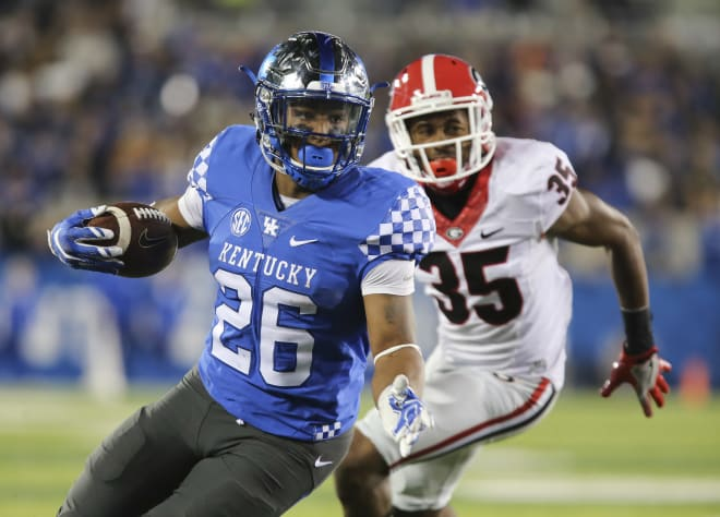 Former Kentucky RB Stanley Williams
