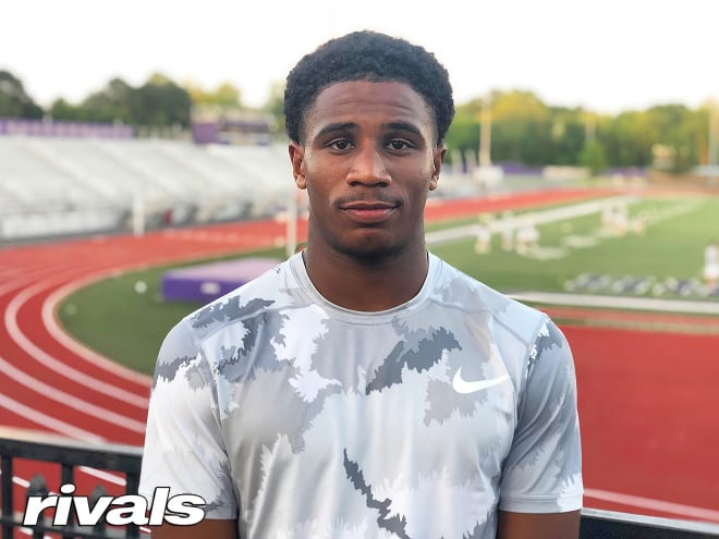 Memphis (Tenn.) Christian Brothers running back and Notre Dame Fighting Irish football recruiting target Dallan Hayden