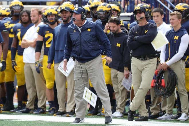 Don Brown won't have his full complement of starters available for the bowl game.