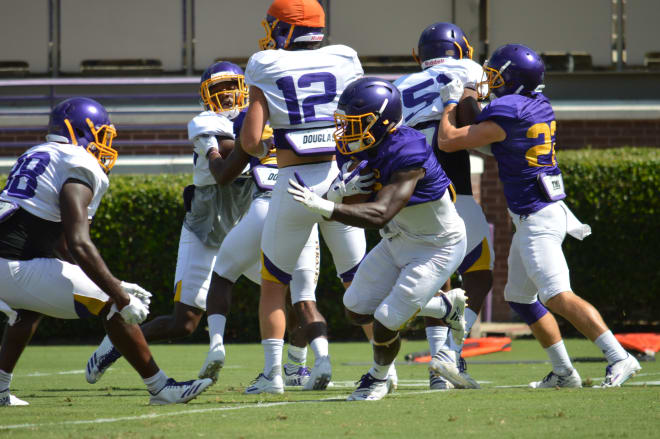 ECU put in a solid effort in their second and final preseason scrimmage on Saturday in Dowdy-Ficklen Stadium.