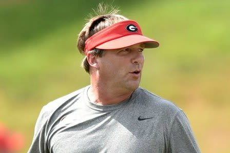 What's going on with Georgia recruiting this year?