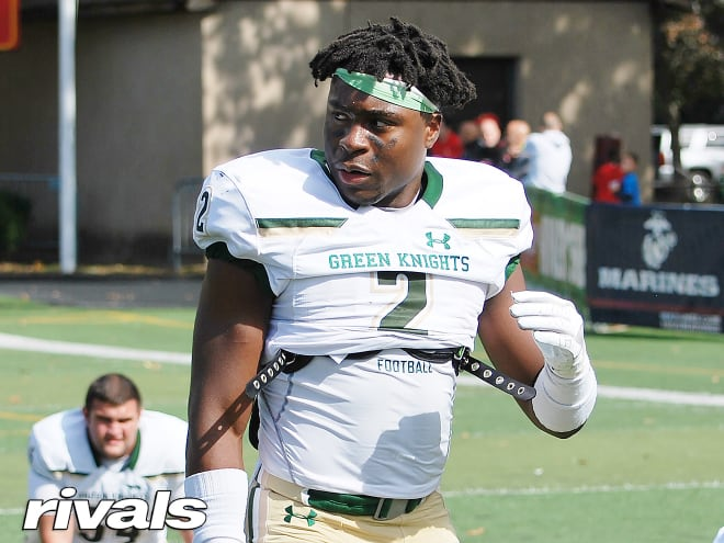 The Fighting Irish staff dished out an offer to a Rivals250 running back two days prior to National Signing Day.