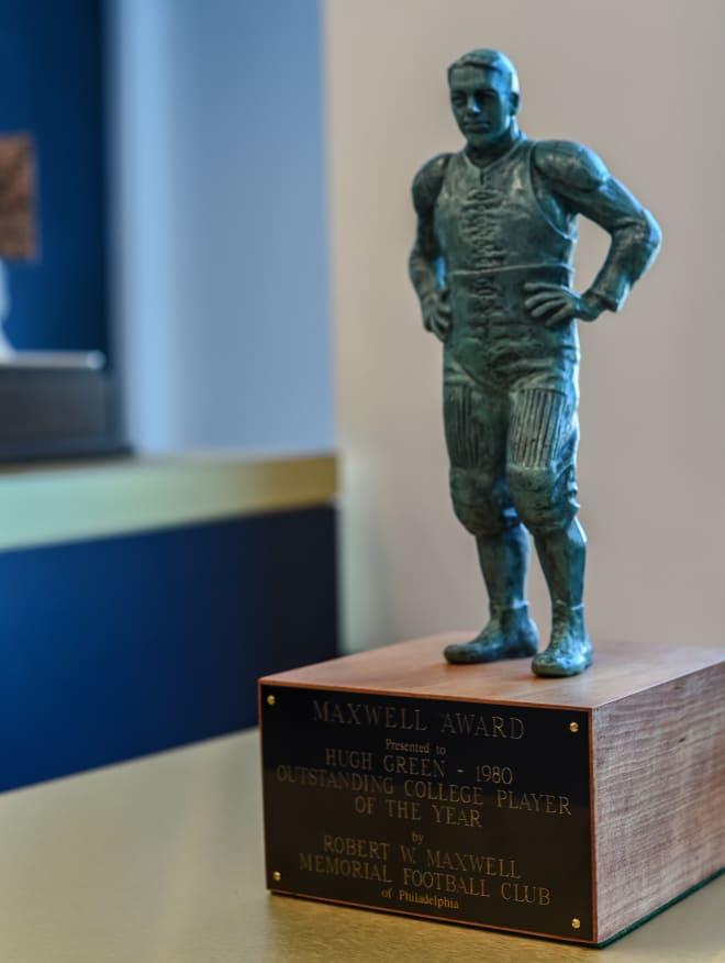 Hugh Green's Maxwell Award