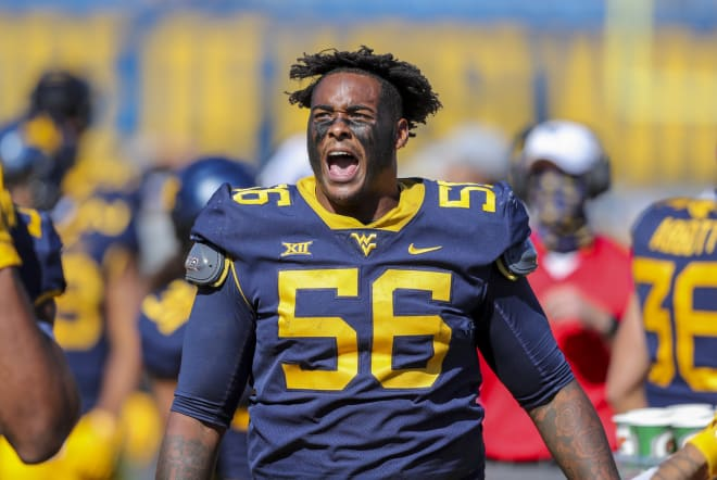 The West Virginia Mountaineers football team moved to 3-1 on the season.