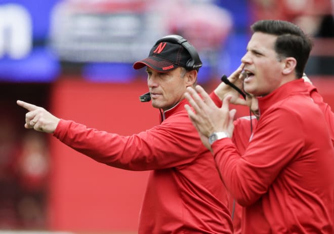 Mike Riley's team finished spring football on a high note in front of 78,312 on Saturday.