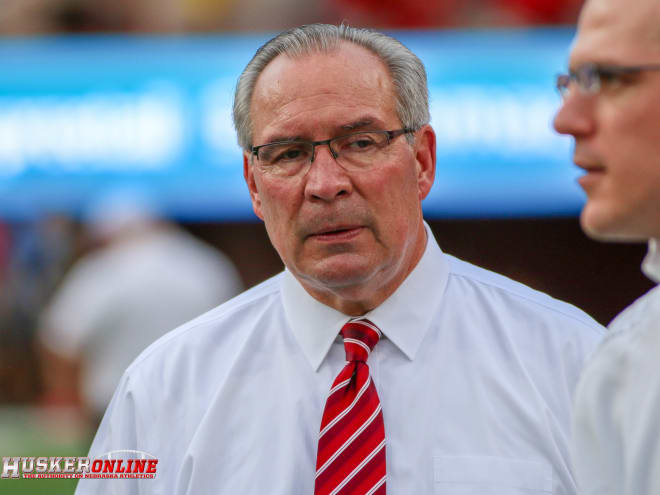 Nebraska could end up bidding their broadcast rights out again over the next few years.