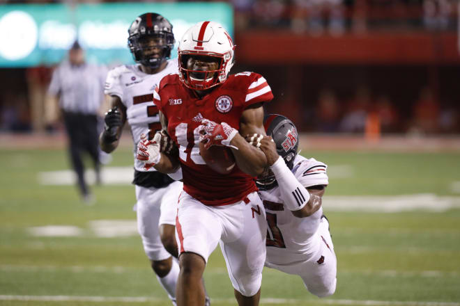 Running back Tre Bryant finished with a career-high 192 yards on Saturday.