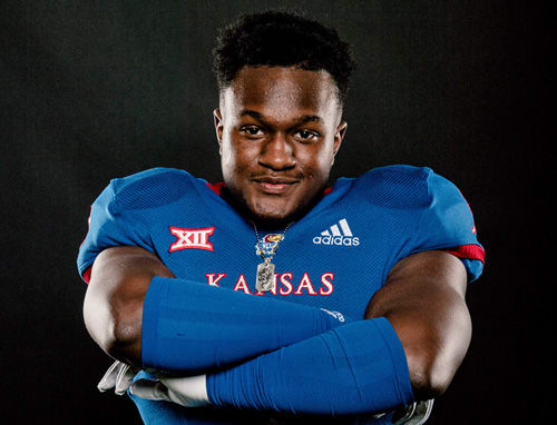 Scott got a visit from the Kansas staff and plans to sign in the late period