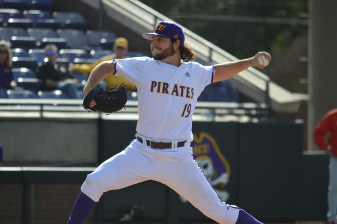 Alec Burleson picked up the game one win, his first victory of the season.