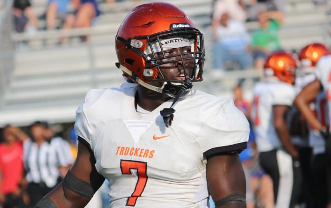 Howard commit Kenny Gallop Jr. and the Truckers aim to open with a bang at Grafton