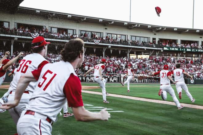 NC State Wolfpack baseball to Omaha