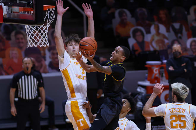The play of point guard Xavier Pinson will go a long way toward determining Missouri's chances of upsetting Florida on the road on Wednesday.