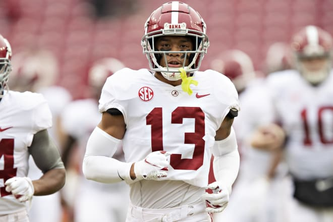 Alabama defensive back Malachi Moore. Photo   Getty Images