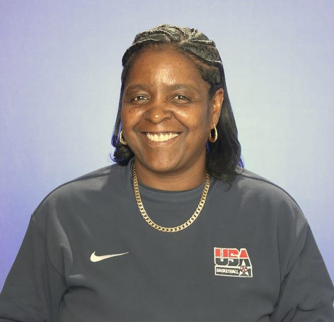 GBL Coach/Founder Sherri Pegues