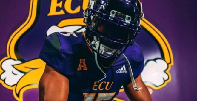 ECU captures another commitment in Clover, South Carolina linebacker Shon Brown.