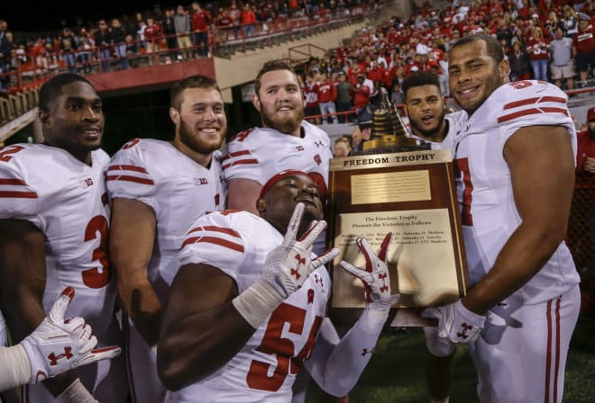 Wisconsin came into Lincoln and dominated the fourth quarter against Nebraska after Nebraska tied the game at 17-17 in the third quarter.