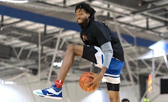 Langston Wilson should bring plenty of athleticism to Alabama basketball.