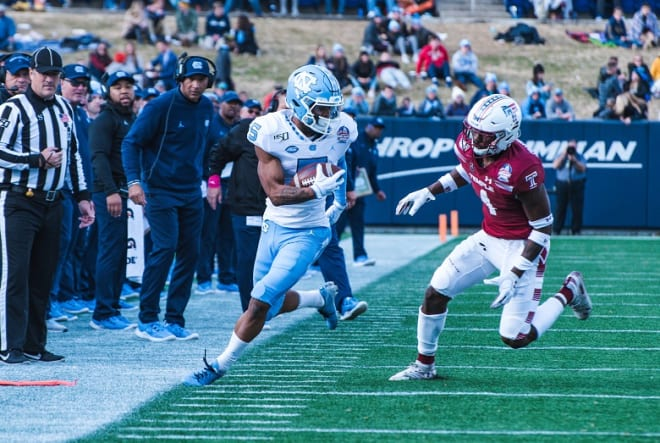 Tar Heels Still Not Getting Much Out Of Punt Returns