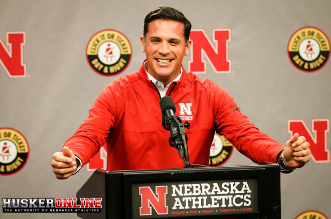Former Nebraska defensive coordinator Bob Diaco is in his first season at Purdue.