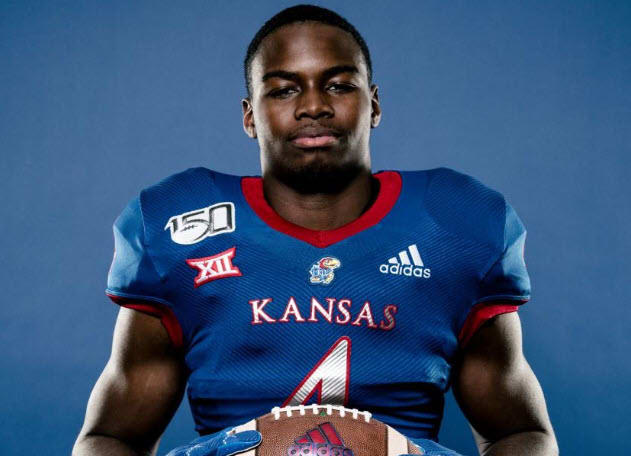 The Kansas coaches got on Mack early and built a relationship with him