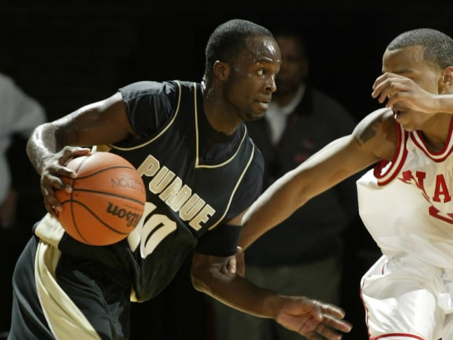 Brandon McKnight started 87 of 101 games as a Boilermaker from 2002-05.