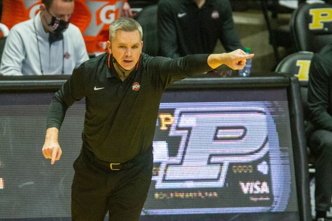 The path ahead is far from easy for Holtmann and Ohio State.