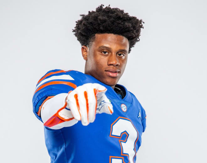 The Gators beat out Alabama and Miami for the nation's No. 4 cornerback.