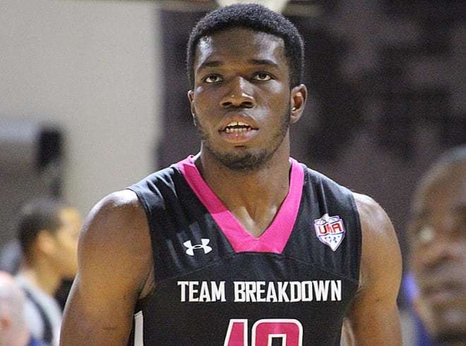 Emmanuel Dowuona officiailly visited Purdue in June.