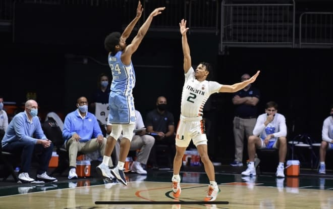 Kerwin Walton can shoot, but it's improving other areas of his game are his focus this offseason.