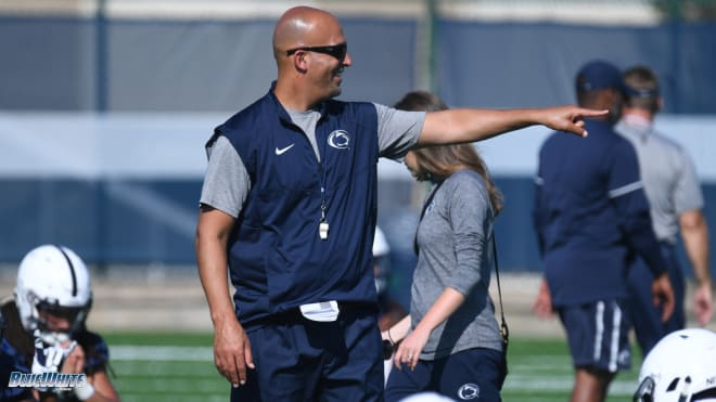 Will James Franklin and the Nittany Lions get an opportunity to compete this spring?