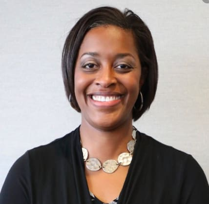 Athletic director Candice Lee took over full-time in February.