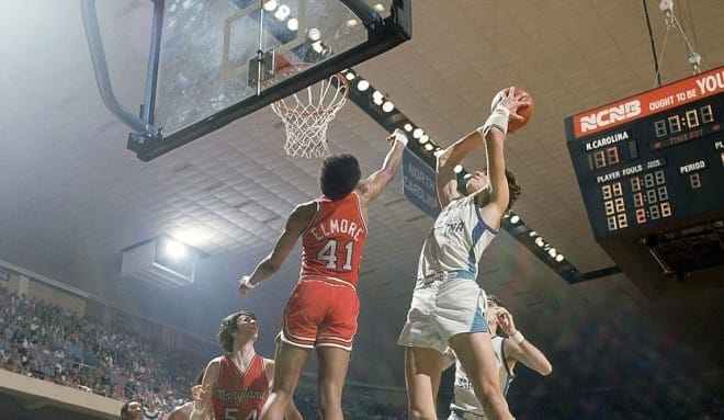 Mitch Kupchak is one of four Tar Heels to ever average double-doubles over consecutive seasons.