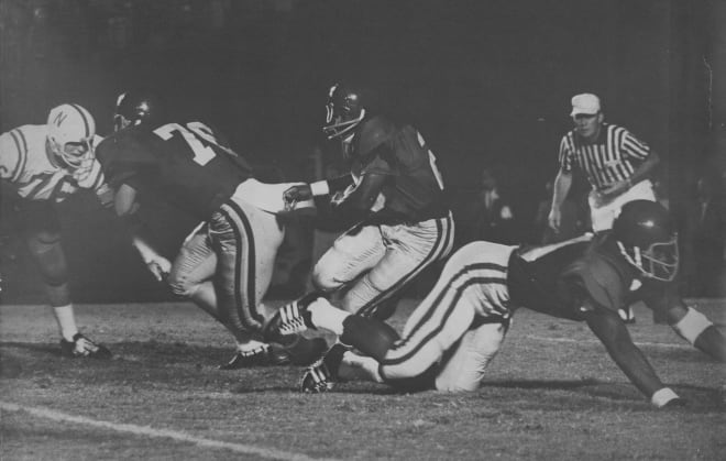 Nebraska and USC would not meet again until the 2006 season, after their two-game series in 1969-70.