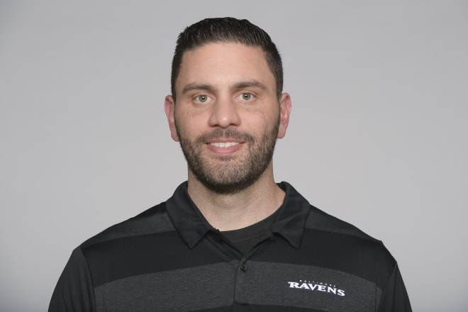 Michigan Wolverines football is reportedly hiring the Baltimore Ravens' Matt Weiss.