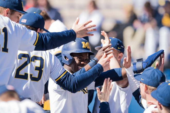 Michigan begins its season Friday.