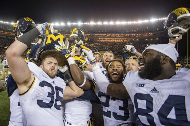 Michigan Wolverines football plays at Minnesota for the first time since its thrilling win in 2015.