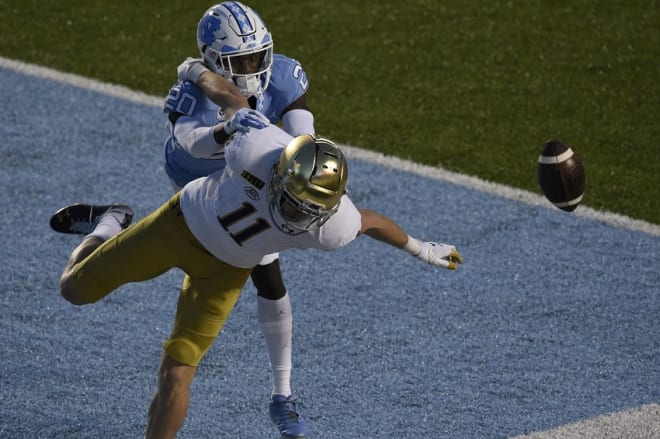 UNC's defense has been uch better since late in the Wake Forest game, and a major reason is added depth.