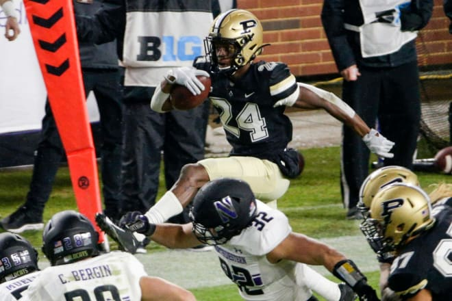 Do-it-all weapon TJ Sheffield could become Purdue's next Swiss Army Knife player this season.