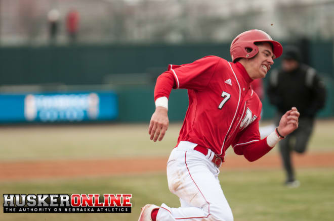 Nebraska completed its sixth comeback win of the season in a 5-2 win over Michigan State.