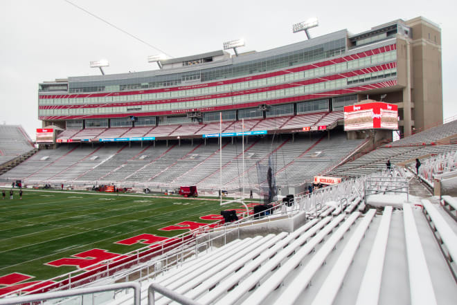 What will things look like in Memorial Stadium and other Big Ten venues when fans presumably return in 2021?