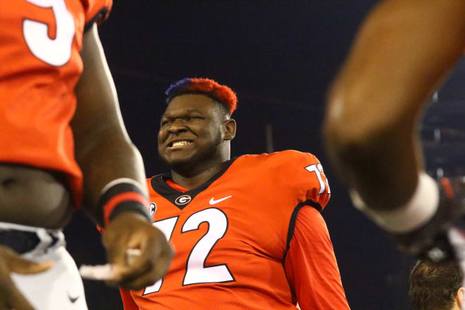 Neotri Johnson revealed one of the reasons for his redshirting was the fact he has diabetes.