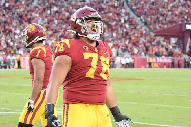 TrojanSports - Jay Tufele eager to show NFL scouts the work he put in  during opt-out year