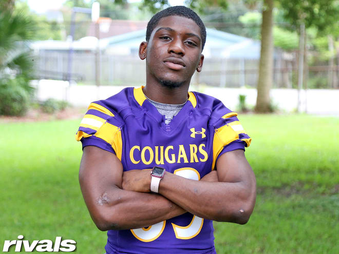 FSU is dipping into Louisiana again to recruit 2022 WR Aaron Anderson.
