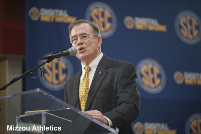Brady Deaton was the Chancellor who spearheaded Mizzou's move to the SEC.