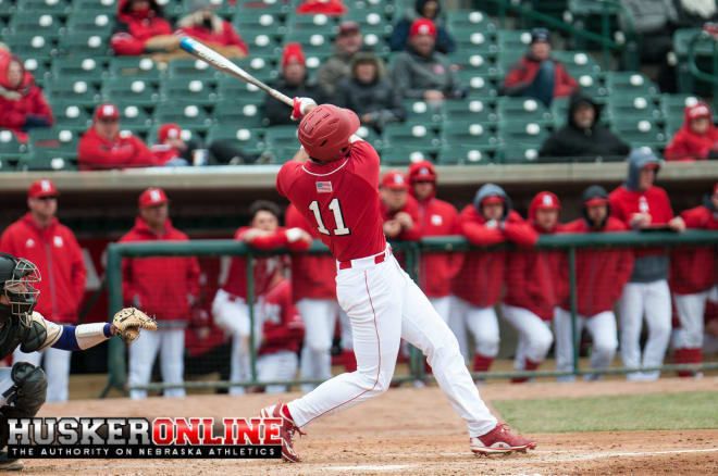 Nebraska scored all six runs in the fourth, fifth, and sixth innings of Saturday's 6-5 win.