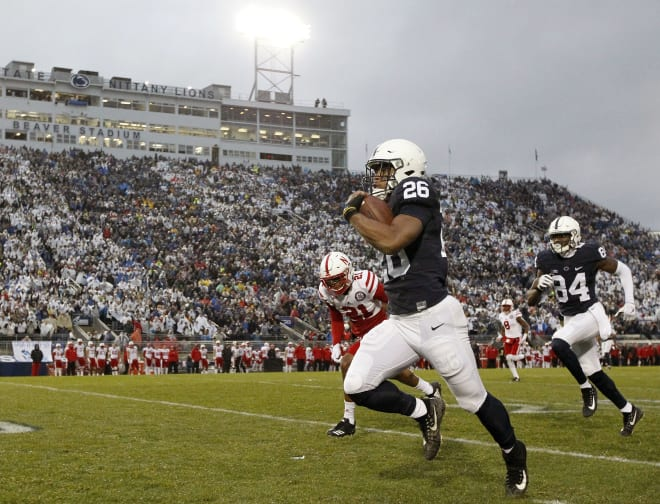 Penn State will make just their second trip to Lincoln since NU joined the Big Ten. Their last time at Memorial Stadium was 2012.