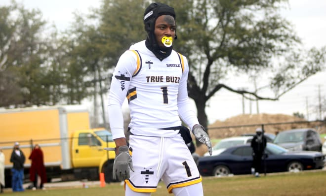 Texas defensive back Jamel Johnson holds five offers.